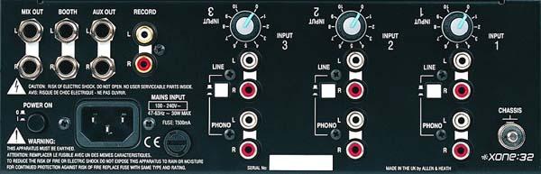external analog mixer >> Audio components @ RadioStreaming ...