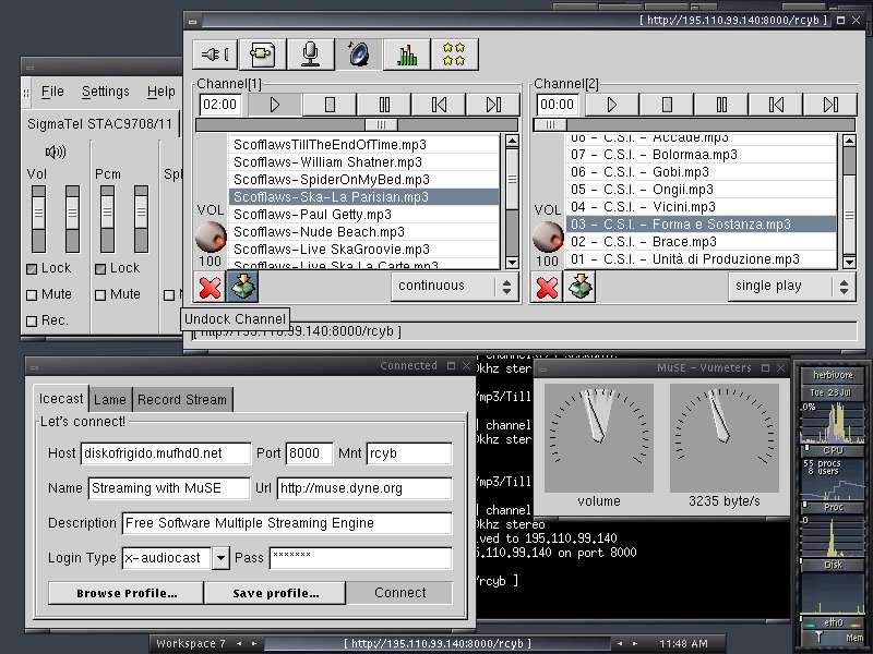 muses software